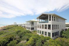 Real Estate Seaside FL Properties Condos Cottages Homes Seaside Florida, Florida Fl, Santa Rosa Beach, Cottage Homes, Luxury Real Estate, House Tours, Luxury Homes, Street View, Mansions