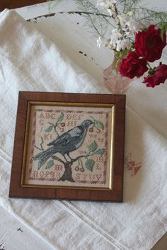 Blackbird Designs - One stitch at a time