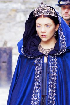 "Natalie Dormer in ""The Tudors""  (Anne Boelyn being taken to the Tower of London)"