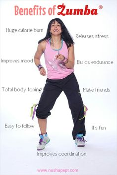 Everything you need to know about zumba benefits of Zumba