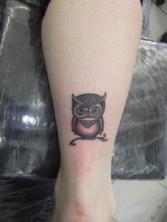 owl tattoo,ankle tattoo,bodrum tattoo,ali baba tattoo, baykuş dövmesi  https://www.facebook.com/bodrumalibabatattoo