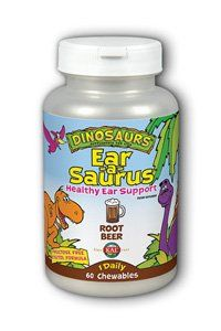 KAL EaraSaurus Root Beer Chewables 60 Count *** To view further for this item, visit the image link. (This is an affiliate link and I receive a commission for the sales)