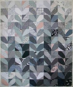 Cultural Fusion Quilts: Flimsy Finished