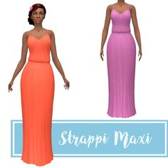 Random Dress Set - A BGC Dress SetThese previews kicked my butt, but at least it looks cute. Please click the images and see them bigger so you can appreciate my hard work lol I'm trying to clear out...