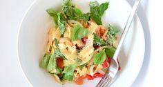Een snelle en makkelijke maaltijd is eenpans pasta, geen moeite, geen afwas en wel gezond.