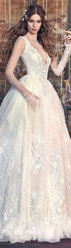 Galia Lahav Bridal Spring 2016 Wedding Dresses