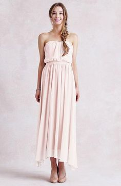 b38e9584e64ffc 21 Best Blush   pink dresses images