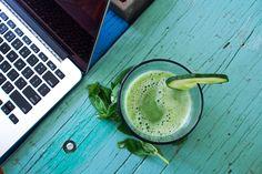Świeży sok daje więcej energii niż kawa, a dodatkowo dostarcza witamin i minerałów.