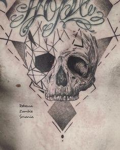 Something different #tattoo #tattooartist #art #artist #tattrx #geometry #geometric #geometrictattoo #linework #engraving #skull #skulltattoo #ink #inked #inkedboy #tattooedboy #dot #dotwork #dotworkers #dotworktattoo #blxckink #blackwork #blacktattoo #blackworkers #blacktattooart #btattooing #darkartists by rebecca_zombiesmania