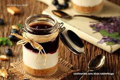 Cheesecake u čaši