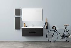 Aspen Badrum / Badrumsmöbler / Scandinavian / Bathroom Furniture