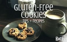 Use these gluten free cookie baking tips and recipes to create delicious cookies sure to please everyone on your list whether or not gluten is a problem. Gluten Free Cookies, Yummy Cookies, Gluten Free Recipes, Pleasing Everyone, Baking Tips, Allergies, Free Food, Cooking Recipes, Lunch