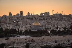 Gerusalemme dentro e fuori le mura