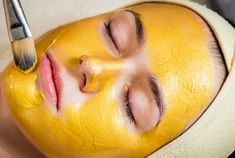 These turmeric face masks serve to cure a multitude of problems including acne, but focus more on eradicating stubborn acne scars and dark spots.