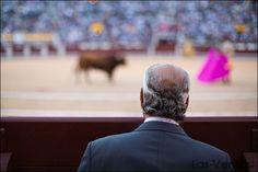 Plaza de Toros de Las Ventas · #SanIsidro2015 #Mayo15 Fotografía Álvaro Marcos.
