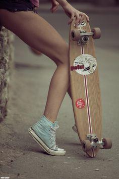 Imagens da Semana – Longboard | Consumismo Feminino