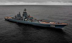 YoUnGeStEr...: Russian Battlecruiser Kirov