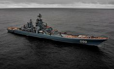 YoUnGeStEr...: Russian Battlecruiser Kirov