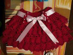 saias babies Crochetsruth