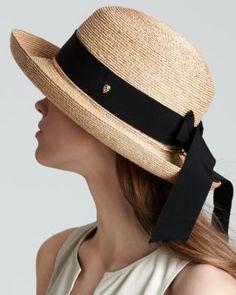 243b94831db Helen Kaminski Newport Standard Ribbon Sun Hat Jewelry   Accessories -  Bloomingdale s