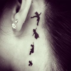 Best tattoo #tinytattoos #girlytattoos