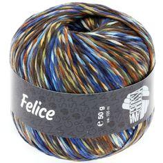 FELICE 09-marine / light blue / mocca / olive / chocolate