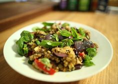 Chargrilled Vegetables and Cous Cous Salad recipe - The Cooks Pantry