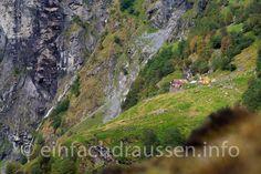 Aurlandsdalen - Norwegen