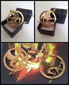 #HungerGames #GhiandaiaImitatrice #Katniss #CantodellaRivolta