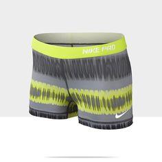 So cute! -Nike Pro Core Printed 2.5 Womens Shorts