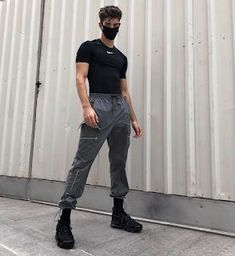 Stylish Mens Outfits, Casual Outfits, Men Casual, Fashion Outfits, Mode Streetwear, Streetwear Fashion, Rangers, Mens Clothing Styles, Aesthetic Clothes