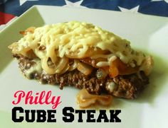 Cooking On A Budget: Philly Cube Steak