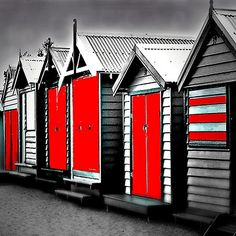 ENGLISH BEACH HUTS. THE HOKEY POKEY MAN AND AN INSANE HAWKER OF FISH BY CONNIE DURAND. AVAILABLE ON AMAZON KINDLE.
