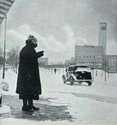 Atatürk Bulvarı, Opera, 1934.