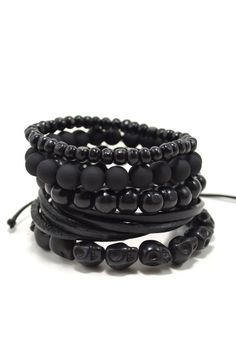 Black bracelet for you Doree ;) Well, its both for woof woof and waf woof ;)