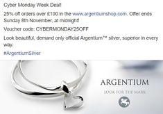 Argentium - The World's Finest Silver