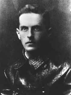 Ludwig Wittgenstein. The young philosopher with a rather revolutionary look, dont you think?