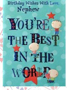 Birthday Quotes for Nephew New Best 25 Birthday Wishes for Nephew Ideas On Pinte. Birthday Greetings For Nephew, Birthday Wishes For Nephew, Nephew Birthday Quotes, First Birthday Wishes, Birthday Wishes Greetings, 1st Birthday Cards, Best Birthday Quotes, Birthday Blessings, Happy Birthday Images