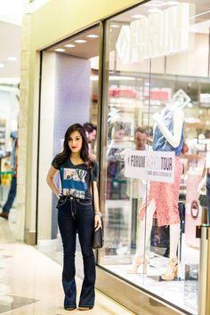 Forum Fashion Tour! Com Juliana Noronha e sua escolha de look Forum da Primavera/ Verão 2016. Foto by Bárbara Dutra