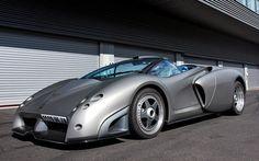 1998 Lamborghini Pregunta Concept $2,000,000