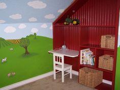 Turn your child's room into a mini-farm!