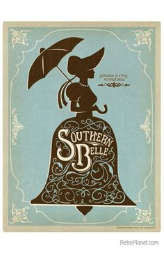 Nothing better than a Southern Belle!
