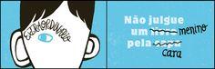 Todos os livros devem causar uma reflexão em nós após a leitura. Meu desejo, como sincera leitora de Extraordinário, é que você passe a ver a vida com outros olhos e que não julgue mais ninguém pelo seu exterior. http://obviousmag.org/nefelibata/2015/somos-extraordinarios-e-a-nossa-maneira-de-ser.html