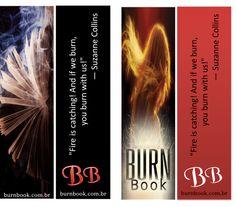 Marcadores site Burn Book - 2011