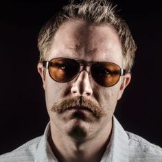 you know, sinister MO with not eyes . Movember Mustache, Male Face, Mens Sunglasses, Eyes, Male Faces