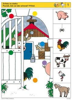 Disons EST ICI logico PRIMO Piccolo et change-Chat discussion fermeture… Interactive Learning, Educational Activities, Kids Learning, Preschool Worksheets, Fun Math, Preschool Activities, Logic Math, Hidden Picture Puzzles, Visual Perception Activities