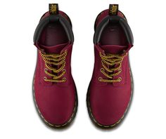 One of the original styles that was produced in the Cobbs Lane factory, and appeared in the very first advertisement that the Griggs Group produced. This season we've mixed it up in bright colors played out over muted suede with a greasy finish. The padded collar and our signature air cushioned sole make these a real stand-out piece.