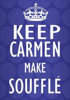 KEEP CARMEN