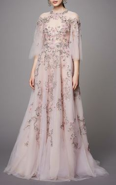 skaodi: Marchesa Pre Fall 2017. - rose gold aesthetic