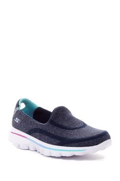 b551f078565a Go Walk 2 Slip-On Sneaker (Toddler